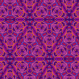 Tribal seamless pattern. African style Royalty Free Stock Photo