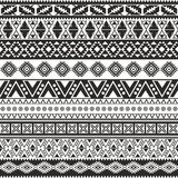 Tribal seamless pattern