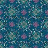 Tribal seamless pattern background Royalty Free Stock Image