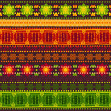 Tribal seamless pattern. Stock Images