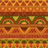 Tribal seamless pattern. Royalty Free Stock Photos