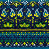 Tribal seamless pattern. Stock Photography