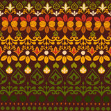 Tribal seamless pattern. Royalty Free Stock Photo
