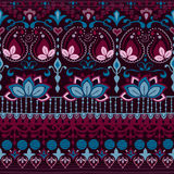 Tribal seamless pattern. Stock Photos