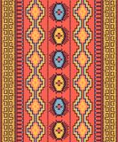 Tribal seamless pattern. Geometric design. Ethnic seamless pattern. Tribal kilim. Can be used as wall and floor carpets, bedspreads, tablecloths, carpets, as an vector illustration