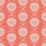 Tribal Seamless Pattern Stock Image