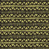 Tribal seamless pattern vector with snake skin drawing illustration ready for print. royalty free illustration