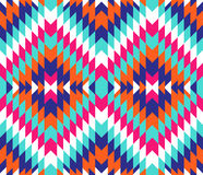 Tribal semless vector pattern Royalty Free Stock Image