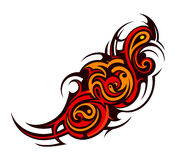 Tribal tattoo Royalty Free Stock Photos