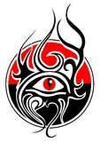 Tribal tattoo Stock Images