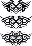 Tribal tattoo design. Stock Photo