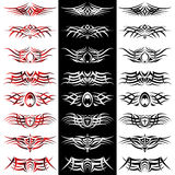 Tribal Tattoo Pack, Vector Stock Images
