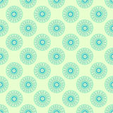 Tribal texture geometric figures seamless pattern Royalty Free Stock Photography