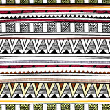 Tribal texture Stock Images