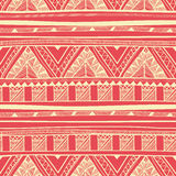 Tribal texture Stock Photo