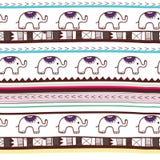 Tribal texture Stock Image