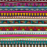 Tribal texture Royalty Free Stock Image
