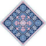 Tribal vector ethnic Mexican,  African ornament Royalty Free Stock Photos
