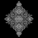 Tribal vector ethnic Mexican,  African ornament Royalty Free Stock Images