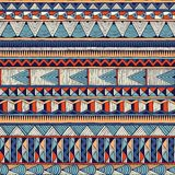 Tribal vector pattern Royalty Free Stock Photo