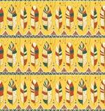 Tribal vector pattern Stock Photo