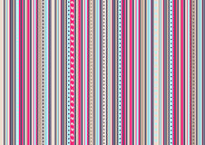 Tribal vector seamless pattern. Stock Images