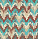 Tribal vector seamless pattern. Stock Image