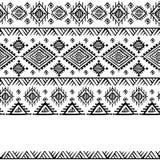 Tribal vintage ethnic background Stock Image