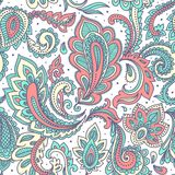 Tribal vintage ethnic background Royalty Free Stock Images