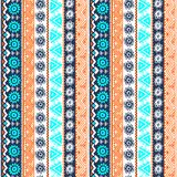 Tribal vintage ethnic pattern seamless Stock Photos
