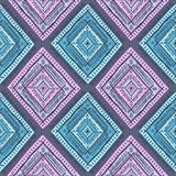 Tribal vintage ethnic pattern seamless Royalty Free Stock Photos