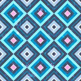 Tribal vintage ethnic pattern seamless. Illustration for your business Stock Images
