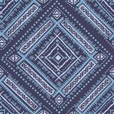 Tribal vintage ethnic pattern seamless. Illustration for your business Royalty Free Stock Photography