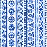 Tribal vintage ethnic seamless Royalty Free Stock Photos