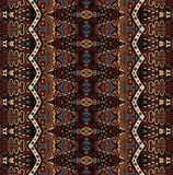 Tribal vintage ethnic seamless pattern ornamental Stock Image