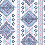 Tribal vintage ethnic seamless Stock Images
