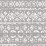 Tribal vintage ethnic seamless Royalty Free Stock Photos