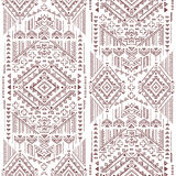 Tribal vintage ethnic seamless Royalty Free Stock Images