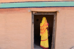 Tribal Woman Stock Images