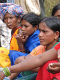 Tribal women Stock Photography