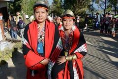 Tribal Women Stock Image