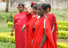 Tribal women, India Royalty Free Stock Photography