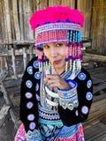Tribal Women In Thailand Stock Photo