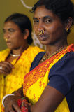 Tribal women of India Stock Photo