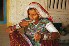 Tribal Women In India Royalty Free Stock Images