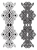 Tribale celtico Fotografie Stock