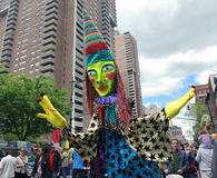 tribeca празднества семьи стоковые изображения