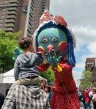 tribeca празднества семьи Стоковые Фото
