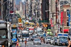 Tribeca Lizenzfreies Stockfoto
