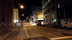 TriBeCa Crane Collapse 18 Royalty-vrije Stock Foto's